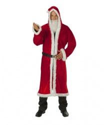Красная шуба для Санта-Клауса