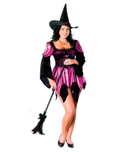 Костюм колдуньи: колпак, платье (Германия)