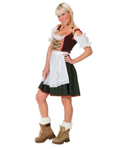 Тирольская девушка: платье (Германия)