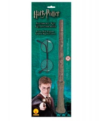 Очки и палочка Гарри Поттера