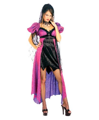 Костюм Черная вдова: платье (Германия)