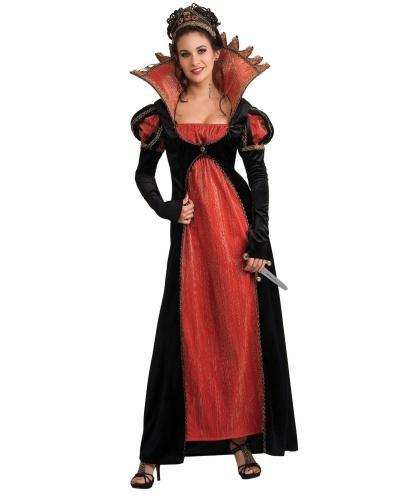 Костюм Королевской Вампирши: платье (Германия)