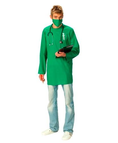 Костюм хирурга: маска, рубашка (Германия)