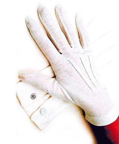 Перчатки белые короткие (Германия)