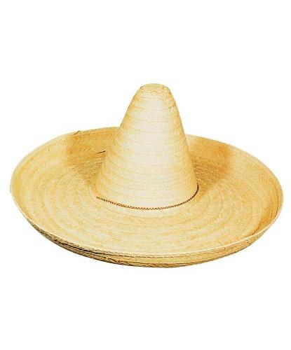 Сомбреро (Германия), соломенная широкополая шляпа, купить в магазине Бамболо