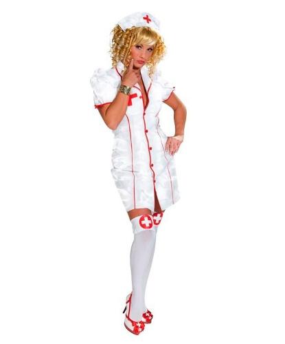 Костюм медсестры: головной убор, халат (Германия)