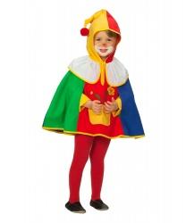 Костюм маленького клоуна