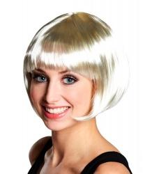 парик-каре-блондинки
