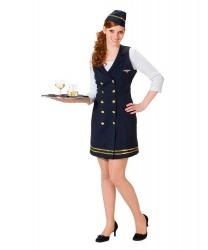 Платье стюардессы