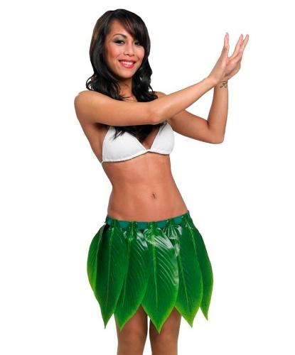 Гавайская юбка из листьев: (Германия)