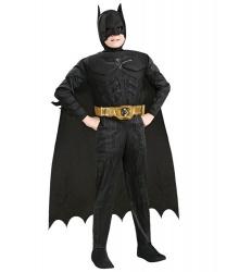 Костюм Бэтмена: комбинезон, маска, плащ, пояс (Германия)