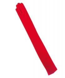 Красные перчатки, 47см