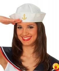 Шляпка морячки