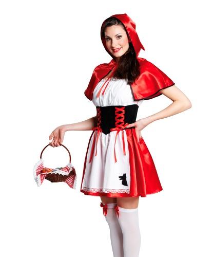 Платье Красная Шапочка: капюшон, платье (Германия)