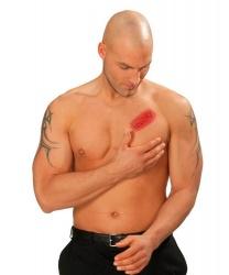 Латексная рана - Шрамы, раны, арт: 5374