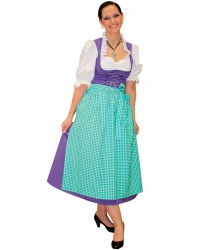Платье баварки