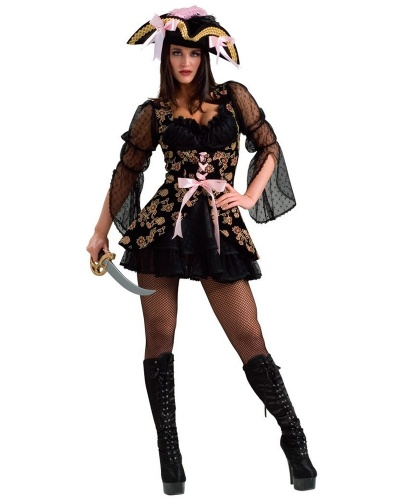 Платье пиратки: платье (Германия)
