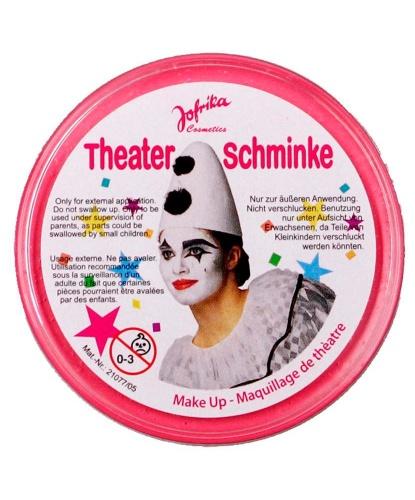 Масляный театральный грим розовый, шайба 25 гр (Германия)