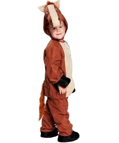 Костюм пони: кофта с капюшоном, брюки (Германия)