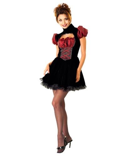 Костюм французской девушки: платье (Германия)
