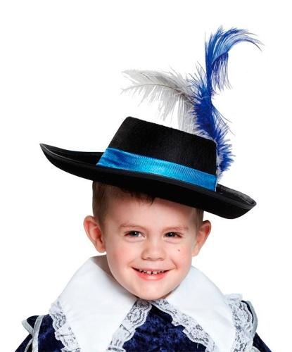 Шляпа мушкетера детская (Германия)