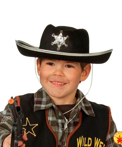 Детская шляпа шерифа (Германия)