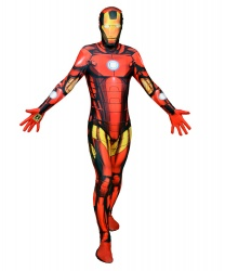 Морфкостюм Iron Man (интерактивный)