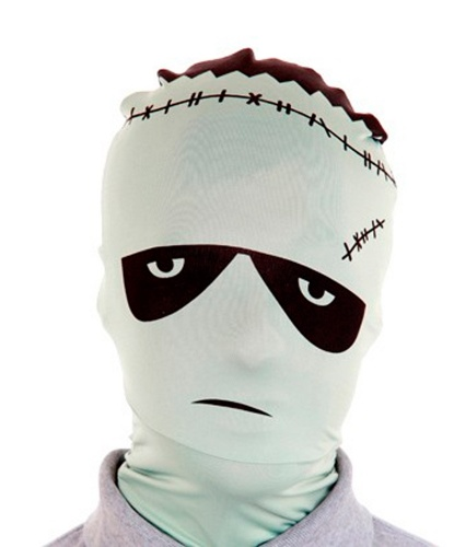 Морф-маска Франкенштейн, полиэстер (Англия)