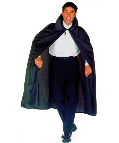 Накидка Дракулы черная: (Германия)