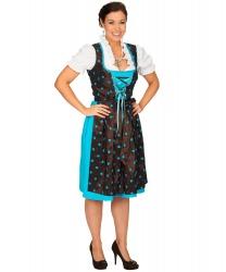 Платье баварское