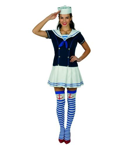 Платье морячки: платье (Германия)
