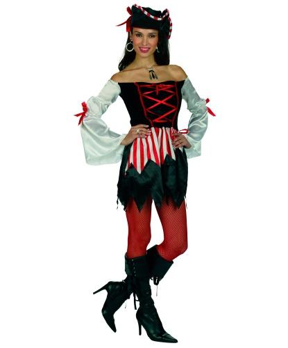 Платье морской пиратки: платье, шляпа (Германия)