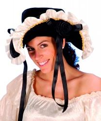 Шляпа с лентами