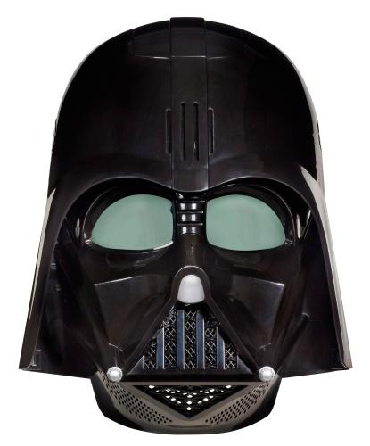 Маска Дарта Вейдера с модулятором голоса, пластик (США)