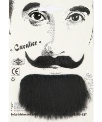 Усы и борода кавалериста