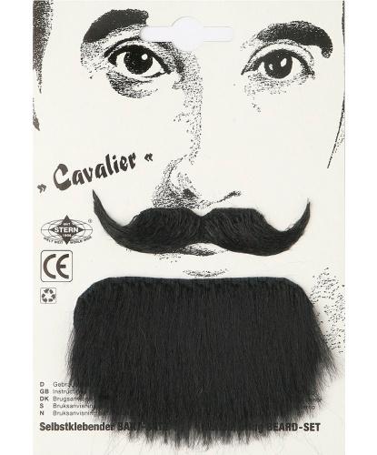 Усы и борода кавалериста (Германия)