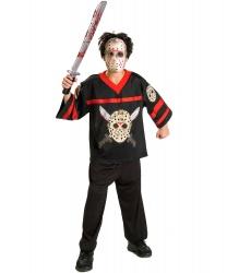 Рубашка и маска Джейсона - Все мужские костюмы, арт: 996