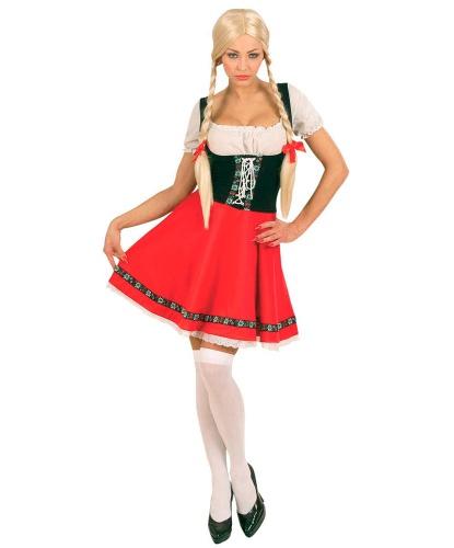 Костюм баварский: платье (Италия)