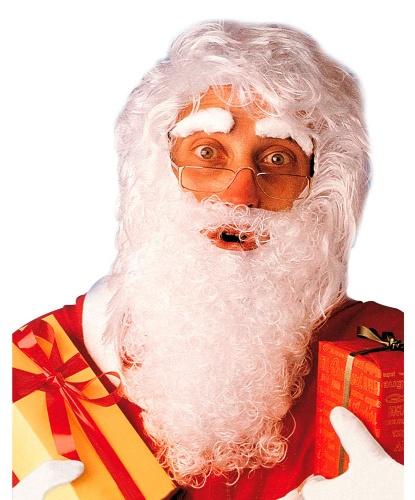 Борода и парик Санта Клауса (Италия)