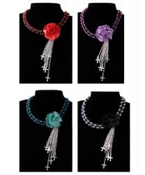 Ожерелье в готическом стиле