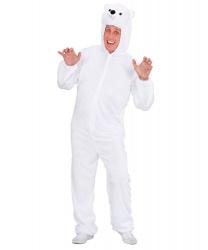 Костюм белого полярного медведя