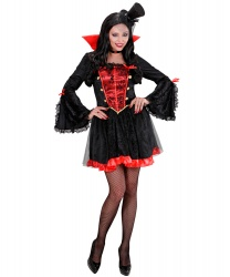 Костюм вампирши: платье (Италия)