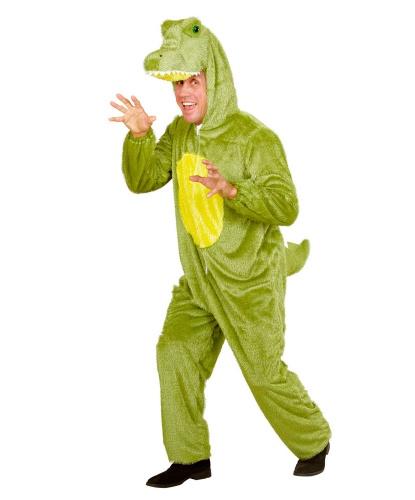Костюм крокодила: комбинезон с капюшоном (Италия)