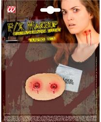 Рана укус вампира - Шрамы, раны, арт: 6425