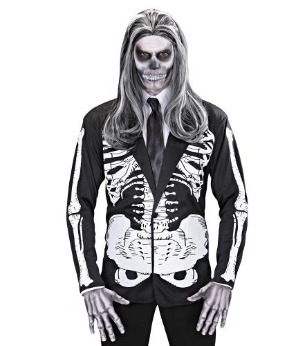 Пиджак с аппликацией Скелет: пиджак (Италия)