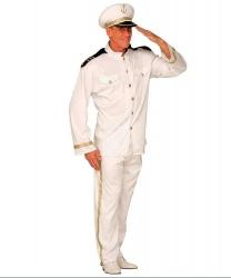 Костюм капитана: брюки, головной убор, пиджак (Италия)