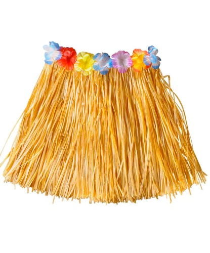 Гавайская юбка детская (Италия)