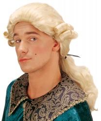 Мужской парик придворного