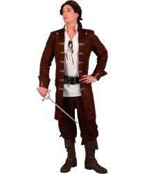 Взрослый камзол пирата: камзол (Германия)