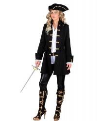 Женский пиратский камзол
